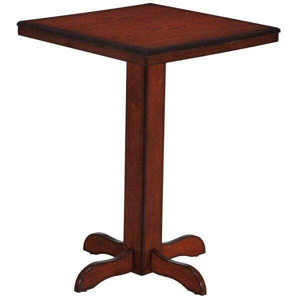 Costilla Square Pub Table by Winston Porter