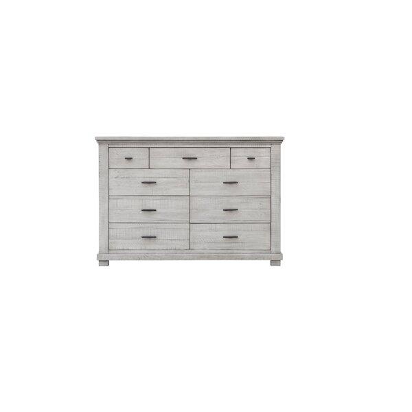 Coker 9 Drawer Dresser by Gracie Oaks