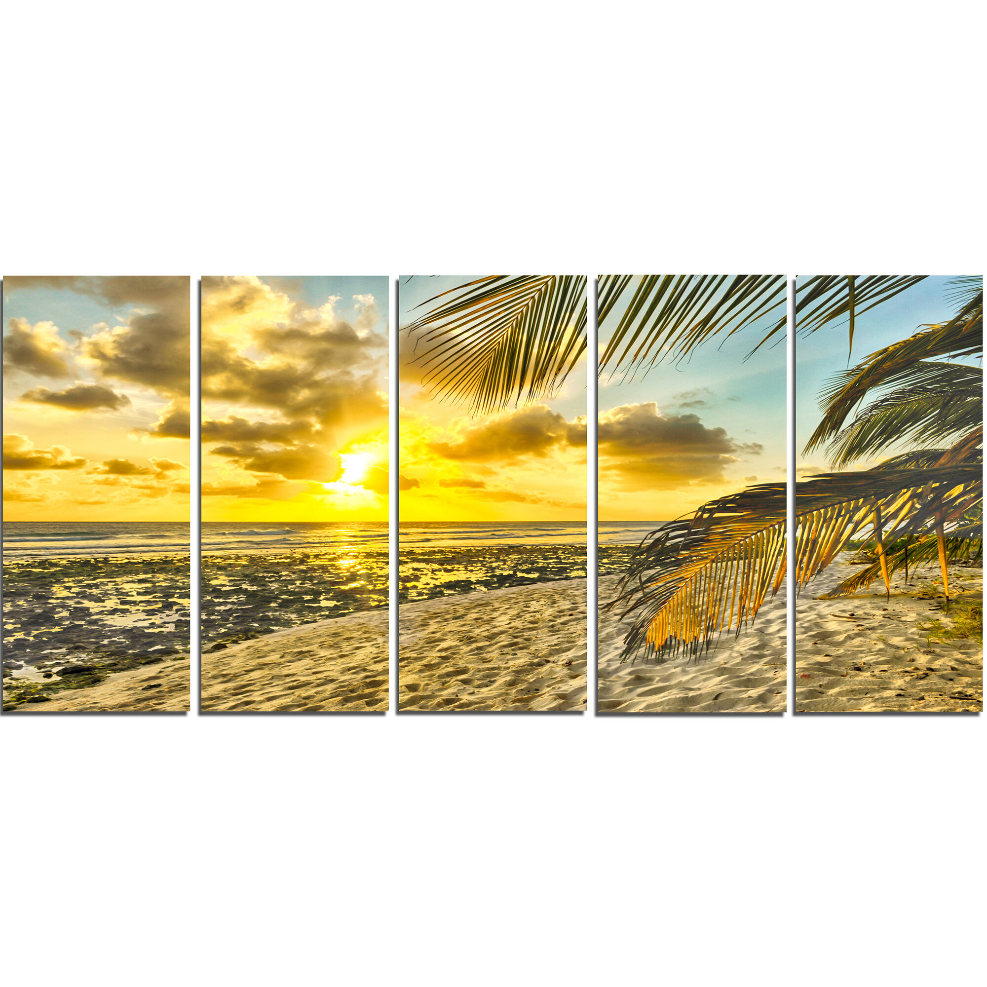 Magnificent Beach Wall Decorations Ornament - Wall Art Collections ...