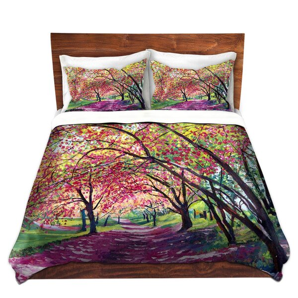 Lazy Afternoon Central Park Duvet Set by DiaNoche Designs