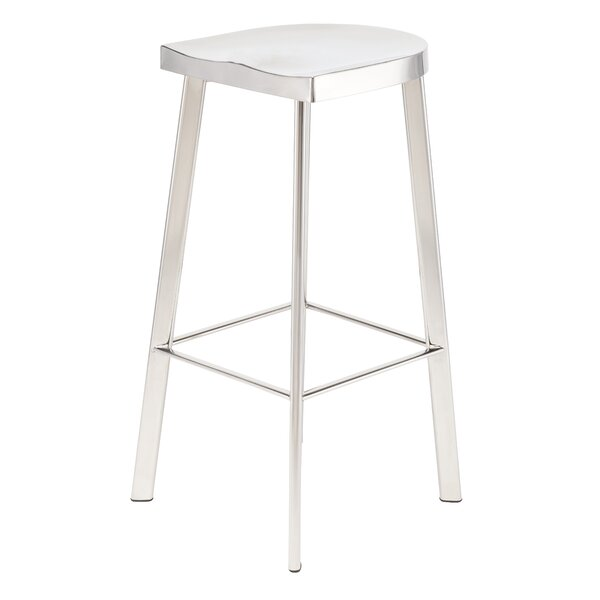 Linder 30.75 Bar Stool by Wade Logan