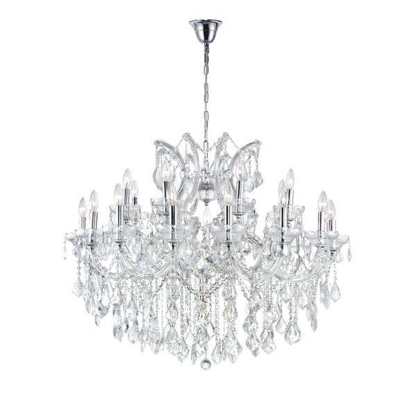 Orr 25-Light Candle Style Classic / Traditional Chandelier by Astoria Grand Astoria Grand