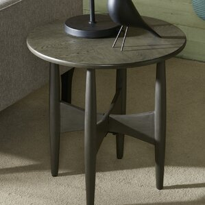 Ellipse End Table by INK+IVY