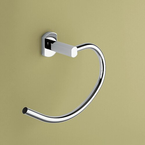 Edera Wall Mounted Towel Ring by Gedy by Nameeks