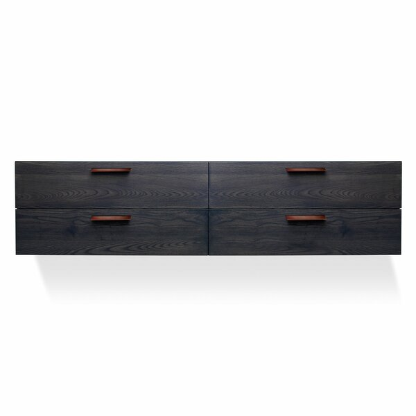 Shale 4 Drawer Double Dresser by Blu Dot