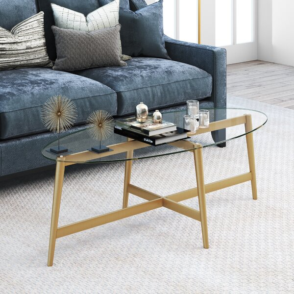 Broderick Oval Coffee Table by Mercer41
