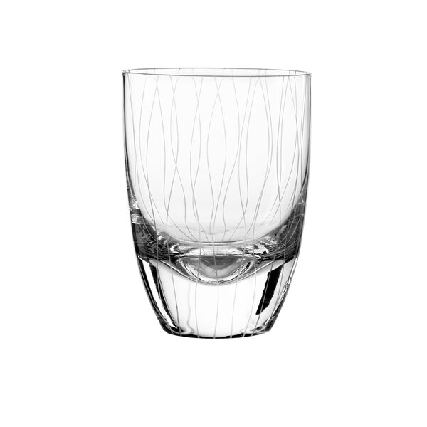 Breeze DOF Glass (Set of 4) by Qualia Glass