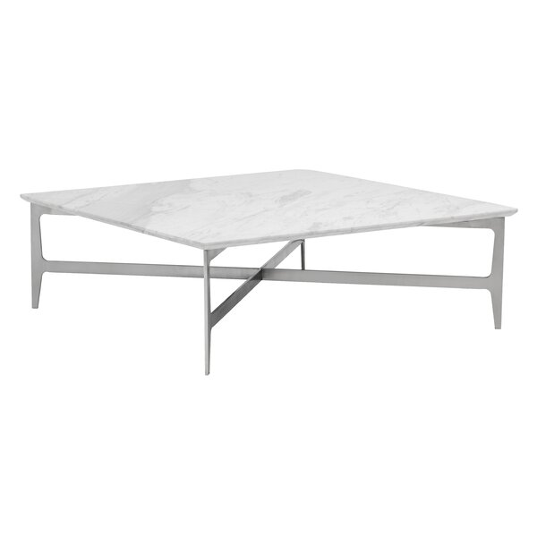 Club Clearwater Coffee Table by Sunpan Modern