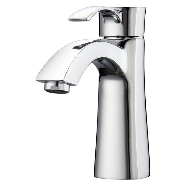 Elyria Lavatory Single Hole Bathroom Faucet by Barclay