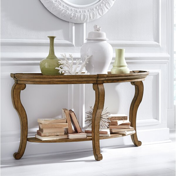 Schiavo Console Table By Canora Grey