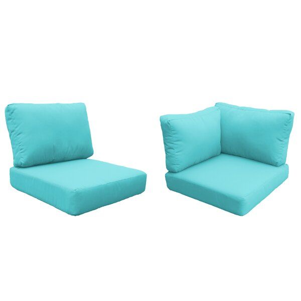 Waterbury Indoor/Outdoor Cushion Cover by Sol 72 Outdoor Sol 72 Outdoor