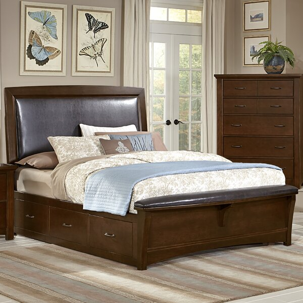 Bertram Standard Bed by Darby Home Co