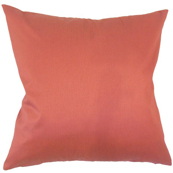 Moni Solid Floor Pillow by Darby Home Co