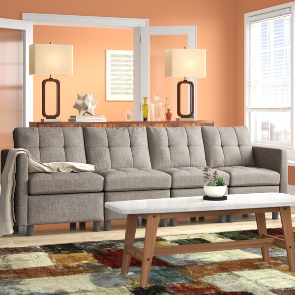 Hot Sale Naia Sofa by Brayden Studio by Brayden Studio
