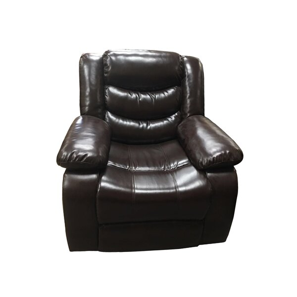 Nikhel Manual Glider Recliner [Red Barrel Studio]