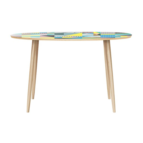 Lonie Dining Table by Brayden Studio