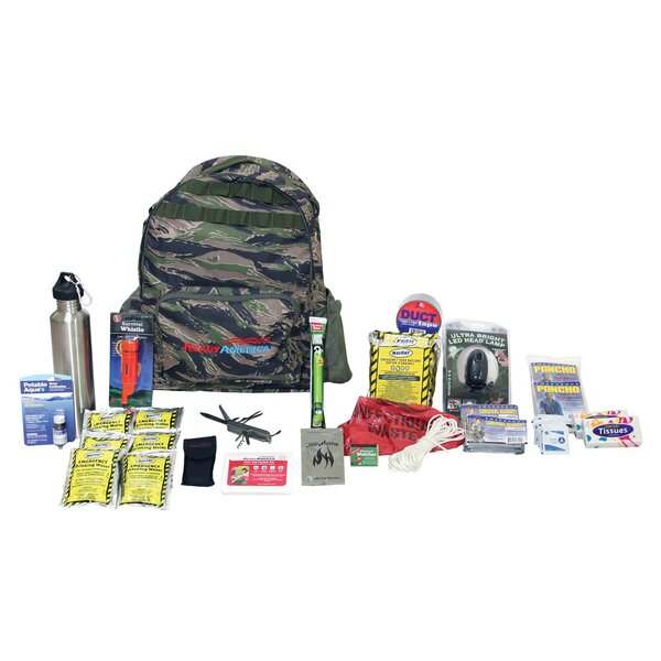 Emergency 2 Person Outdoor Survival Kit by Ready America