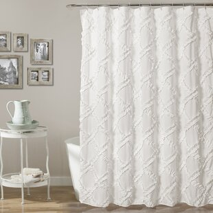 Shower Curtain For Curved Rod