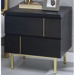 Hillfield 2 Drawer Nightstand by Ivy Bronx