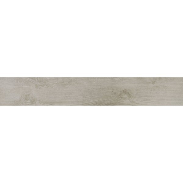 Bridgeport 6 x 36 Porcelain Wood Look Tile in Willowgrove by Itona Tile