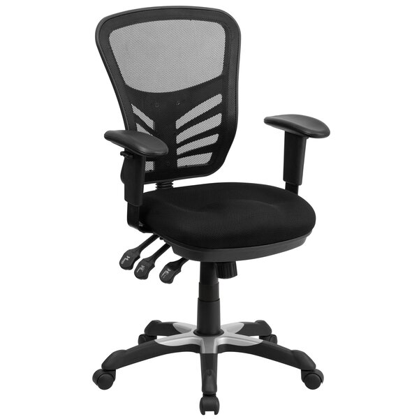 Billups Mid-Back Mesh Desk Chair by Zipcode Design