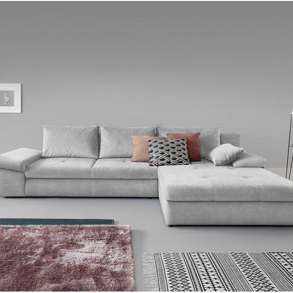 Malden Reversible Sleeper Sectional by Brayden Studio
