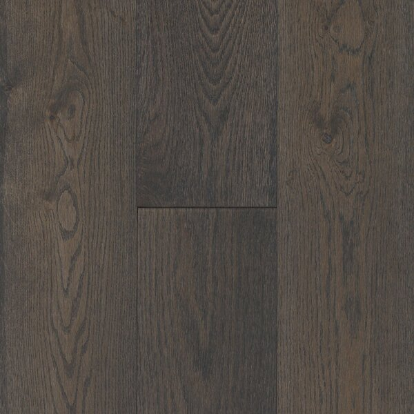 Modern Comfort 7 Engineered Oak Hardwood Flooring in Low Glossy Brown by Mohawk Flooring