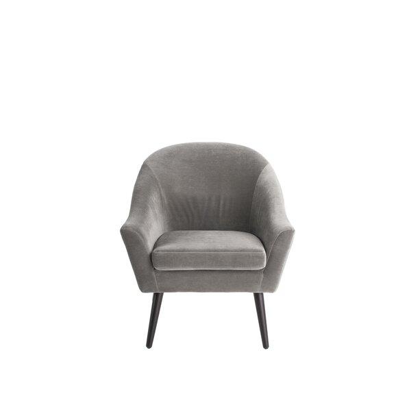 Laurel Barrel Chair By Elle Decor
