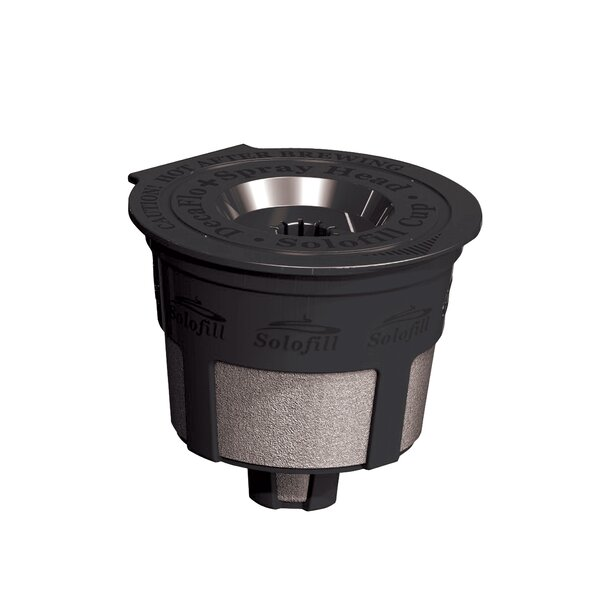 K2 Refillable Coffee Filter by Solofill