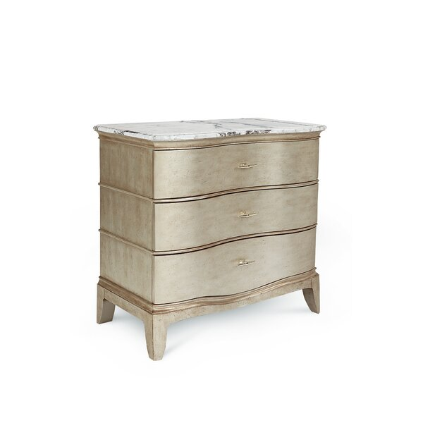 Stanmore 3 Drawer Chest by Rosdorf Park