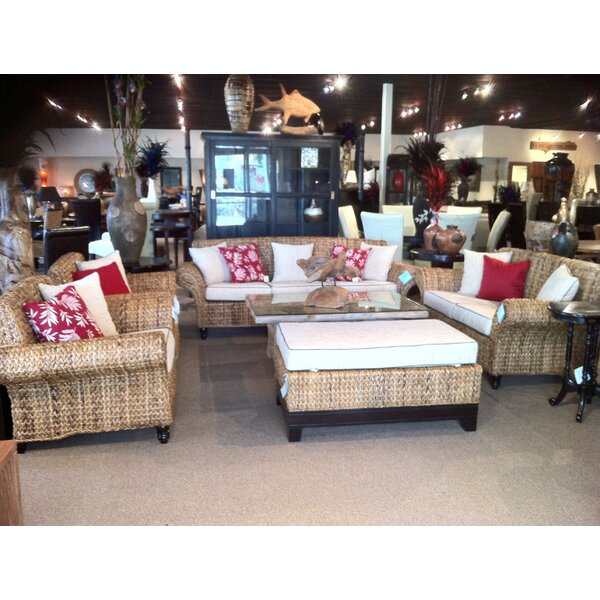 San Jose Configurable Living Room Set by Chic Teak