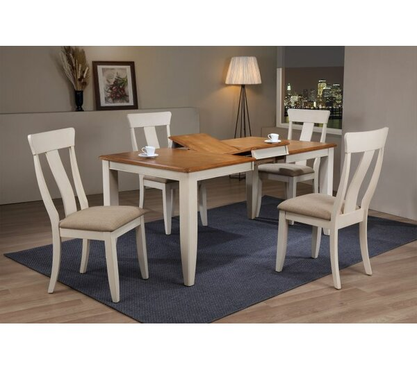 5 Piece Extendable Dining Set by Iconic Furniture