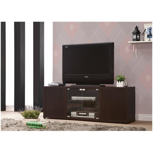 Chua Solid Wood TV Stand for TVs up to 70