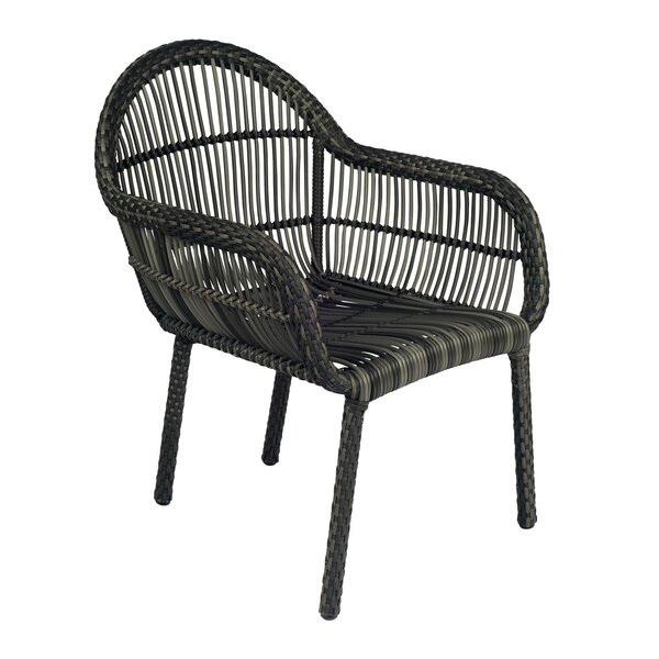 Canaveral Cape Patio Dining Chair by Woodard