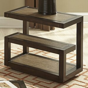 Canal Street End Table by Bray..