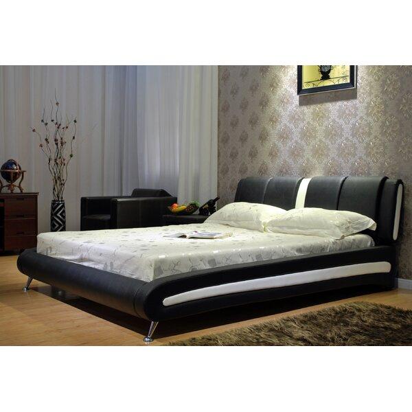 Lioba Upholstered Platform Bed By Orren Ellis