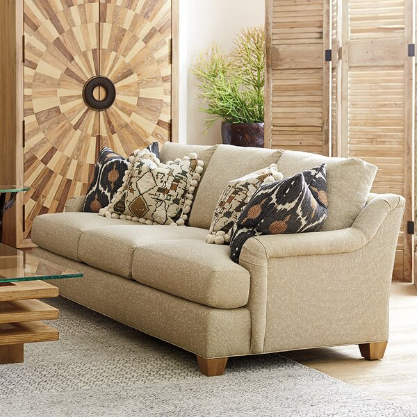 Los Altos 87.5-inch Round Arm Sofa by Tommy Bahama Home Tommy Bahama Home