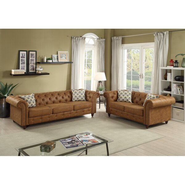 Fawley 2 Piece Living Room Set by Gracie Oaks