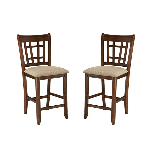 Whisman 24 Bar Stool (Set of 2) by Millwood Pines