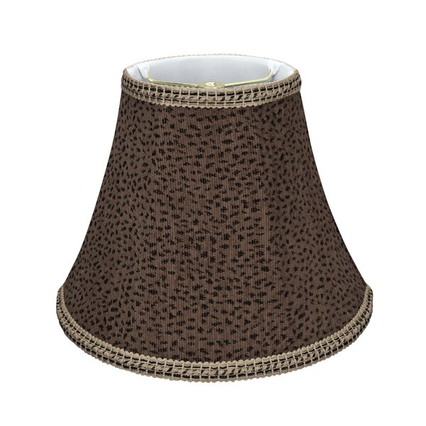 12 Linen Bell Lamp Shade by World Menagerie