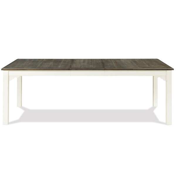 Trejo Extendable Dining Table by Rosalind Wheeler Rosalind Wheeler