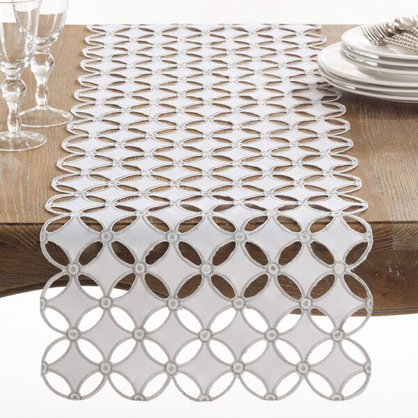 Buche de Noel Table Runner by Saro