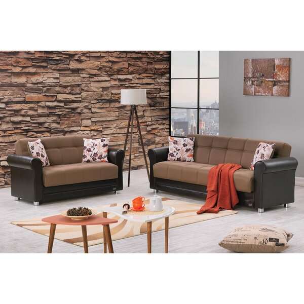 Meehan Sleeper Living Room Set by Latitude Run
