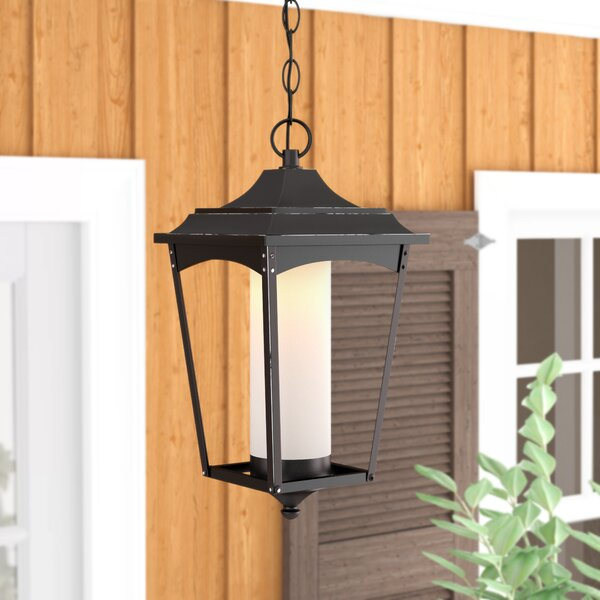 Mason 1-Light LED Outdoor Hanging Lantern by Laurel Foundry Modern Farmhouse