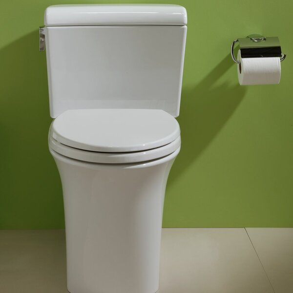 Maris Dual Flush Elongated Two-Piece Toilet by Toto