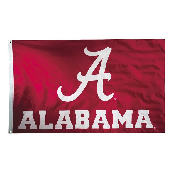 NCAA Applique Nylon 3 x 5 ft. Flag by Team Pro-Mark