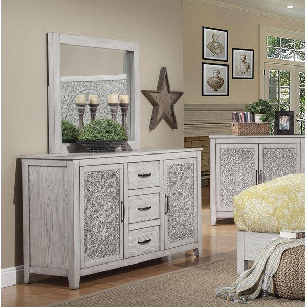 Orellana Rectangular Dresser Mirror by One Allium Way