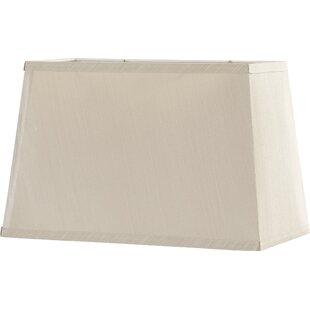 Lamp shades joss main 14 fabric rectangular lamp shade mozeypictures Gallery