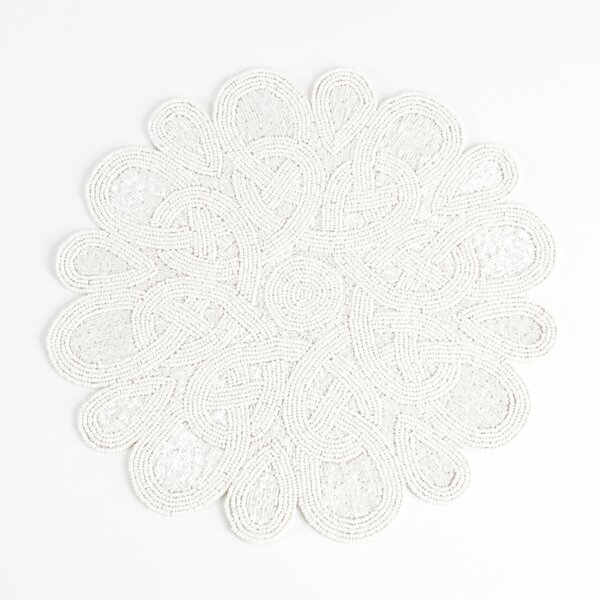 Eshan Round Placemat (Set of 4) by Willa Arlo Interiors