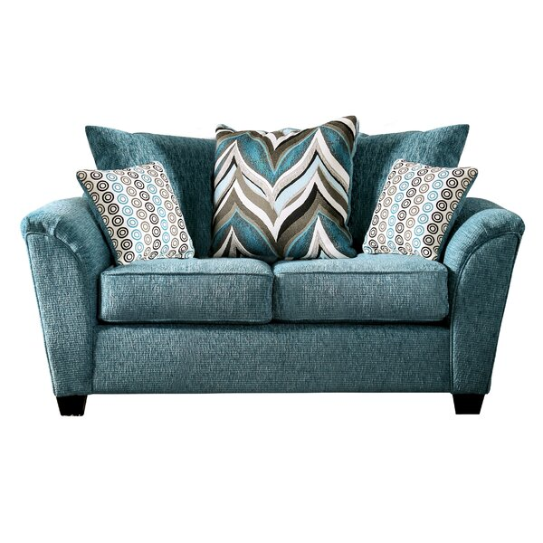 Rossie Loveseat by Latitude Run